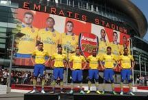 Arsenal Away Kit 2013/14 / by Arsenal Football Club