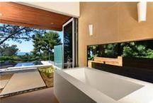 Beautiful Bathrooms / Beautiful bathrooms in homes for sale in San Diego, CA