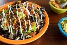 On the Menu- Salad