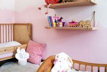 Kid's room / #kidsroom #kids #childrensroom #kinderzimmer #kindermöbel #wickeltisch #babybett #kinderbett