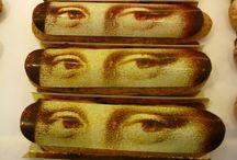 ART   Gastronomie II / - #recette #dressage #assiette #artculinaire #art #food #foodporn #gastronomy #gastronomic #fooddesign #culinary #foodart #gourmet #gourmand #joiedevivre #museumviews #HauteCuisine #pastry #pâtisserie #dessert / by Homa Taj