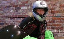 ★HELMETS★ / Motorcycle Helmets we love ♥ #MOTORESS