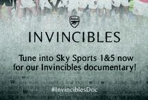 Legends attend 'Invincibles' premiere / The 'Invincibles' side of 2003/04 is celebrated in a new Arsenal Media documentary on Monday 23, 2014 released this week.