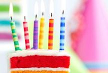 Birthday Bashes / BLINQ loves birthdays! Follow this board for budget-friendly birthday party tips.