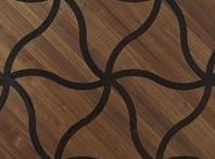 Some of our floors / Examples of our custom designed and finished floors