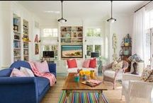 Living Room / Living room design, decoration and remodel ideas