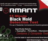 Mold Detection - Black Mold Test Kit ( Mold Inspection ) / Mold test kit, Mold can cause severe illness, Test kit is safe and easy to use, Detects toxic mold, Medical studies have found that mold is the #1 cause of allergic symptoms,  Black toxic mold found in home, office, and school environments has been linked to fatal pulmonary disorders,  You should test for mold in A/C and heating systems, bedrooms, living rooms, kitchens, bathrooms, attics, basements, offices, schools, cars, RV's, and pool etc.