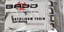 Bio Warfare - Threat Detection Kit ( Biological Warfare Agent ) / Biowarfare Agent Detection Devices - Anthrax, Ricin Toxin, SEB, Plague, Botulinum Toxins etc. on AdvntBiotechnology.com