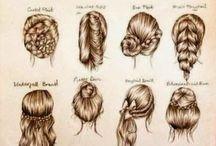 Hair Styles♥️