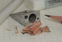Bleistift-Art