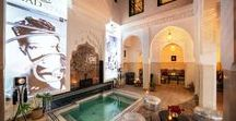 Riad Star / Riad Star is the newest and most vibrant Riad hotel in the Red City. A one-time residence of vaudeville star, actress, hero of the French resistance and civil rights pioneer Josephine Baker, Riad Star is a celebration of the human spirit.