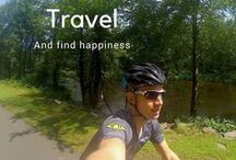 Travel and Fitness Inspiration / Discover true passion in travel and fitness. Follow my bike tour around the US to get the inspiration to start your own journey. Find the passion and drive in fitness you have been missing.