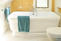 ►► bath + laundry spaces