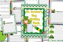 March/St. Patrick's Day Teaching Ideas