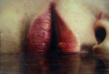 """""""Fine"""" Art / by Krystal Smith"""