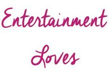 Entertainment Loves / Movies, books, tv shows and other forms of entertainment that I geek out over....