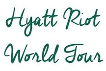 Hyatt Riot World Tour