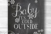 winter / by Deanna Smith