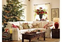 CHRISTMAS, WINTER DECOR / by Lynn Sherwood