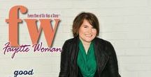 """Women that Inspire Us-  Fayette Woman Magazine / Fayette Woman Magazine believes that """"Everyone of us has a story"""".  We love telling the stories of the inspiring women that reside in Fayette County Georgia"""