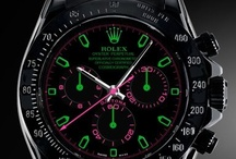 Cool Amazing Watches / Your watch or timepiece says a lot about who you are.