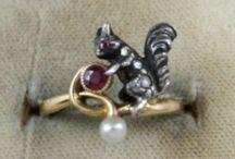 Rings- Jewelry / by Krystal Smith