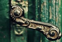 Doors:  Beginnings & Endings