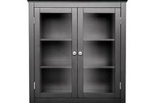 ~ storage ~ / sound system and media storage cabinets
