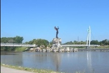 """~ wichita loves ~ / all of the hidden """"gem"""" places to visit in wichita ks"""