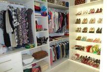 lar doce lar - closets / by Fernanda Pacheco