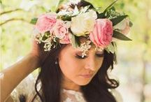 ~ floral crowns ~