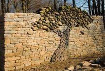 Rocks, stones & cement