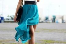Skirts / by Rebekah Fisher