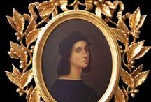 Picture frames / Picture frames restored by Ruth Tappin
