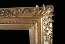 Reproduction picture frames / Bespoke picture frames made by Ruth Tappin