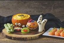 Halloween Tricks & Treats / Dairy-free and vegan food can be a treat too! Get your loved spooked with these treats. Sprinkled with the occasional trick. / by So Delicious Dairy Free