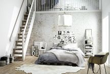 industrial Chic- Home Decor / by Krystal Smith