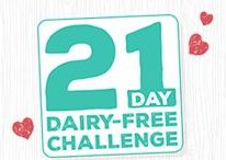 21 Day Dairy-Free Challenge / This board is for inspiration going dairy-free for 21 days. We're in this together! A collection of dairy-free resources—including shopping lists, coupons, substitution tips, and more! http://sodeliciousdairyfree.com/dairyfreechallenge
