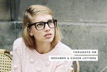 Resume / by Krystal Smith