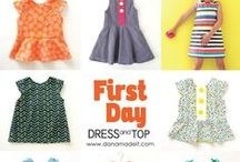 Kids Clothes DIY / Tutorials and patterns for kids clothes.