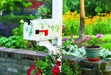 """Gardening with Fayette Woman / """"To plant a garden is to believe in tomorrow"""" ~Audrey Hepburn"""