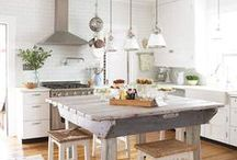 Kitchens and Tablescapes / The spaces and tables we gather around.  / by So Delicious Dairy Free