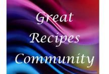 Great Recipes Community / Community board for great recipes. You are welcome to pin to this group board. No more than 5 pins a day. No duplicate pins within 6 months. To be invited, please follow me patternprin0022, and this board. Send me a message here in Pinterest requesting an invitation, make sure that you name the board that you want to join. If you join, please repin one pin for every pin that you post. Let's support each other! #recipes #food #yummy #easy #groupboard #recipegroupboard