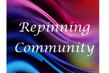 Repining Community / Community repinning board the topic does not matter-keep it family friendly. No more than 5 pins a day and no duplicate pins within 6 months. To be invited, please follow me patternprin0022, and this board. Send me a message here in Pinterest requesting an invitation-make sure that you name the board you want to join. If you join, please repin one other pin for every pin posted. Let's support each other! #repin #home #holiday #inspiration #handmade #homemade #groupboard #repingroupboard