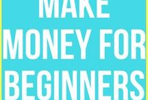 Make Money Online For Beginners / Learn How to make money online as a complete beginner.