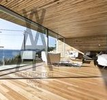 Dezanove House by Your Architect London / Holiday House (self catering) in North West of Spain -Ría da Arousa-.