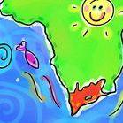 Ek sing van Afrika! / Illustrations from 'Ek sing van Afrika!' slideshow.