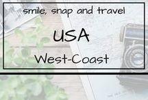 USA | West-Coast / Roadtrip durch Karlifornien, Nevada, Utha und Arizona, Reiseempfehlungen, Tipps und Infos für die Reise, Nationalparks, Citytrips, Natur, Sehenswürdigkeiten