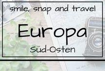 Europa | Süd-Ost / Eine Reise in den Südosten Europas: Kroatien, Griechenland, Türkei,... | Roadtrips, Reiseplanung, Tipps und Tricks, things to do