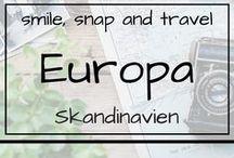 Europa | Skandinavien & Dänemark / Eine Reise in den Norden Europas: Schweden, Finnland, Norwegen und Dänemark | Roadtrips, Reiseplanung, Tipps und Tricks, things to do